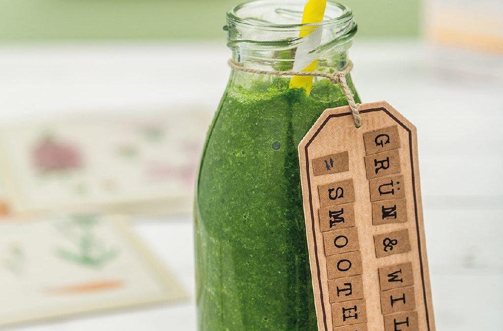 Ein Grüner Smoothie am Tag…