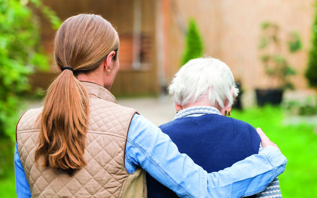 Schutzengel für Demenzkranke