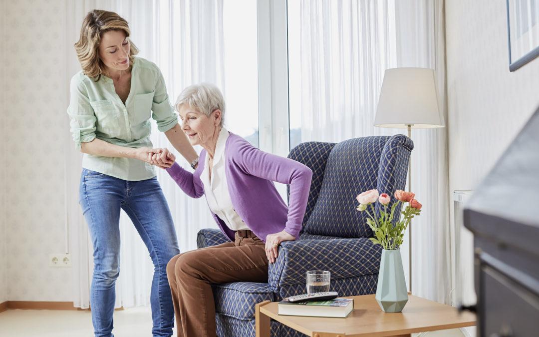 Inkontinenz und Pflegebedürftigkeit