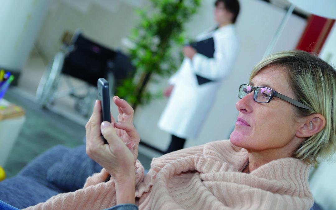 Privatpatienten können jetzt ihre Belege per App an die Versicherungsgesellschaft senden