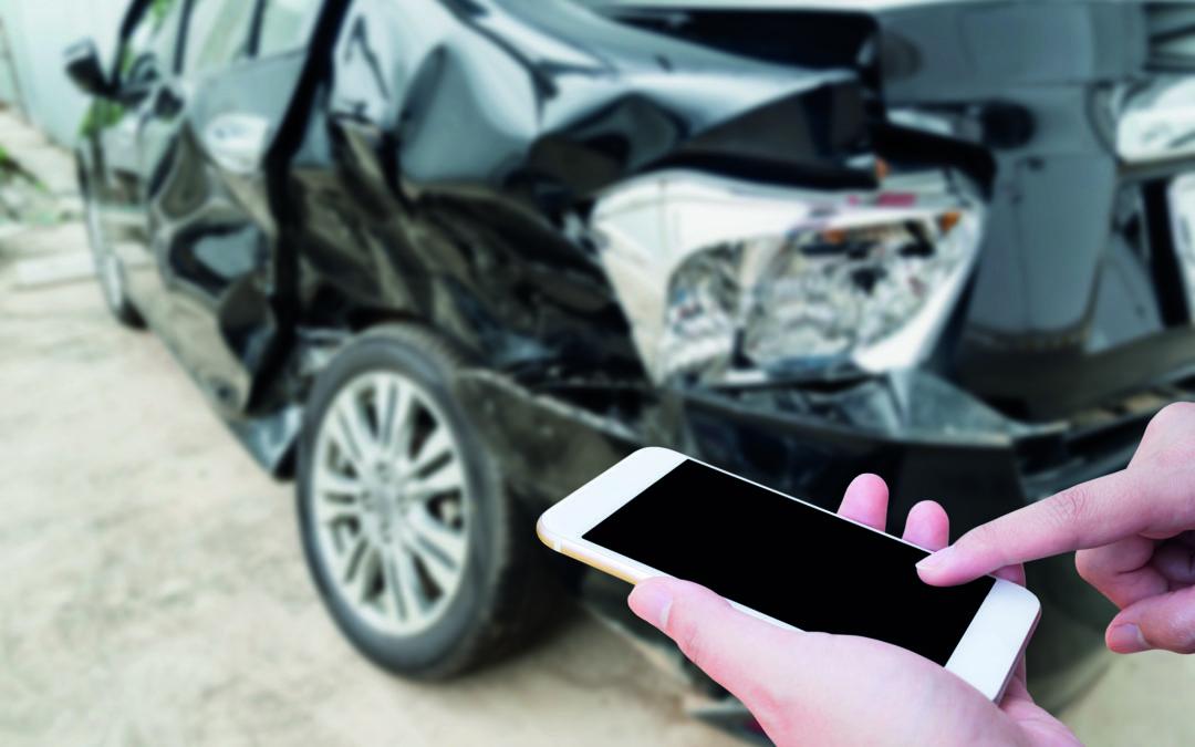 Den Unfallschaden online melden