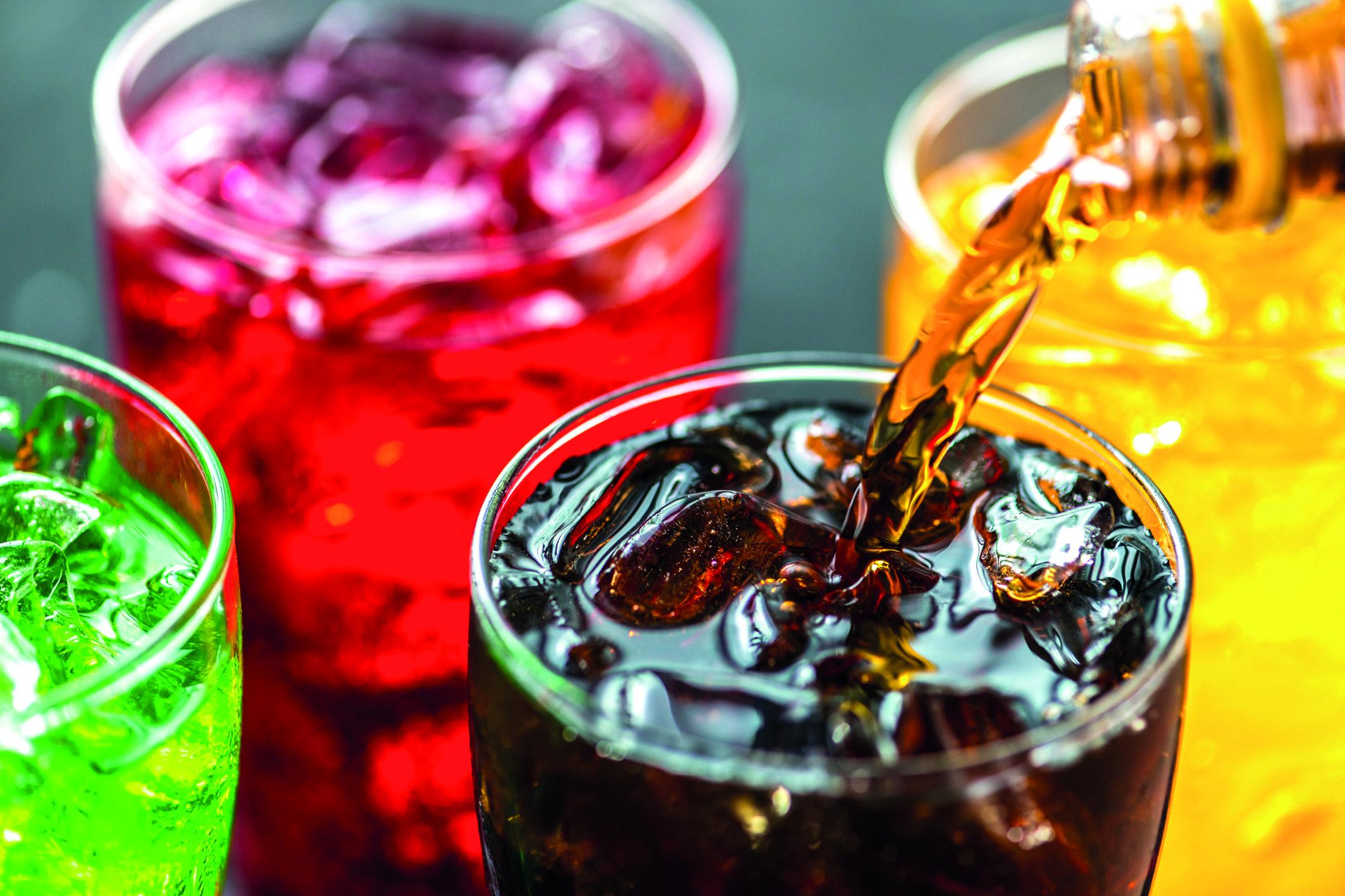Gesunde Ernährung: Getränke können eine Kalorienfalle sein