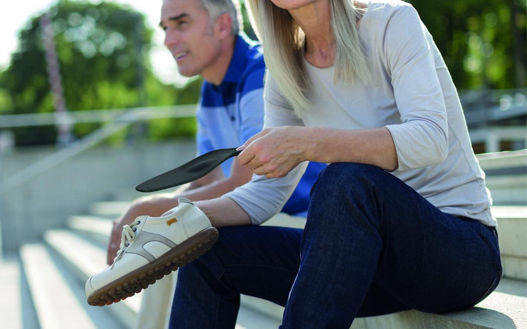 Arthrose des Großzehengrundgelenks: Gezielte Entlastung mit Einlagen