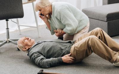 Oberschenkelhalsbruch – eine besondere Gefahr für ältere Menschen