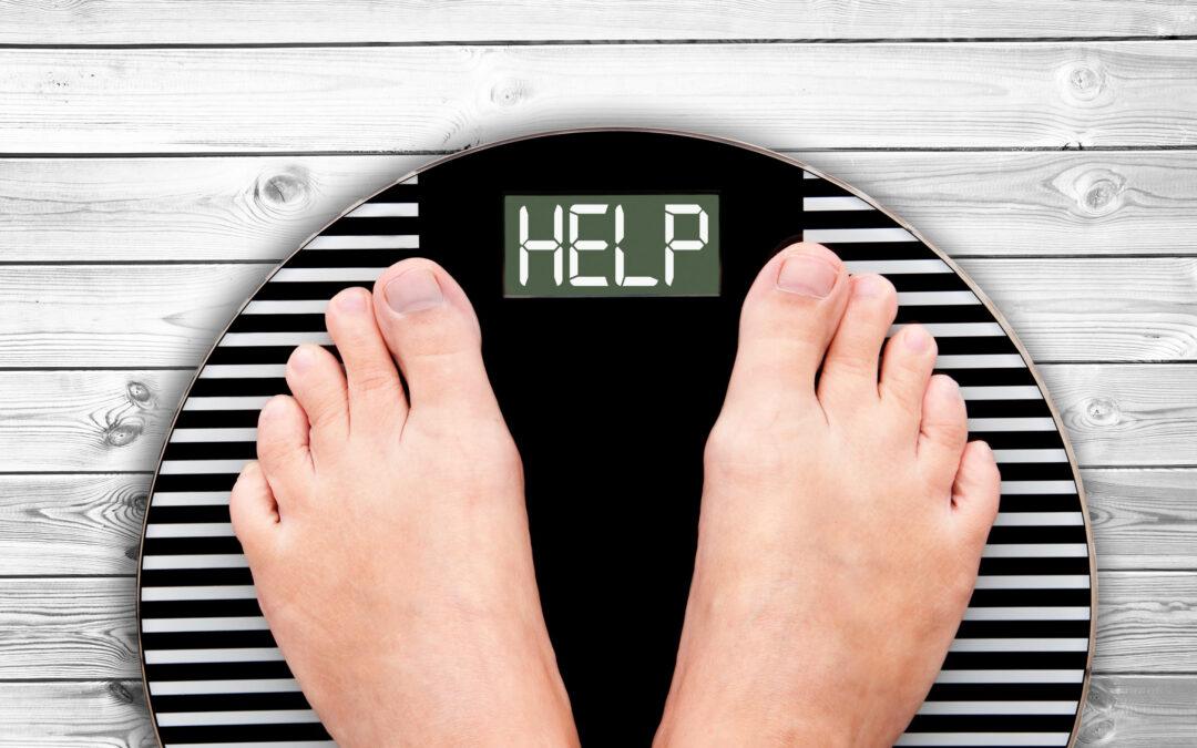 Blutdruckentgleisung durch Übergewicht