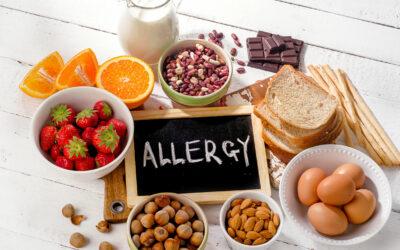 Lebensmittelallergie oder Unverträglichkeit – wenn Lebensmittel Beschwerden verursachen